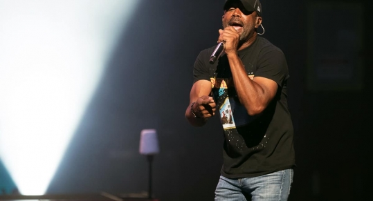 Charlotte Celebrates 25 Years Of Cracked Rear View  With Hootie and the Blowfish