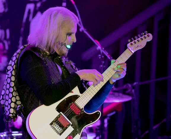 John 5 and The Creatures Invade The Queen City