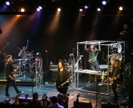 """Killakoi Unveils """"The Kage"""" To A Sell-Out Crowd At Amos' Southend"""