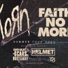 Korn and Faith No More Announce Full North American Co-Headliner