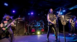 Morbid Angel Brings a Night of Metal Madness To The Queen City