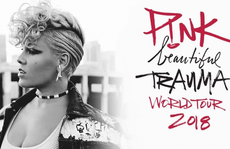 P!NK Is Bringing A Beautiful Kind Of Trauma to North America