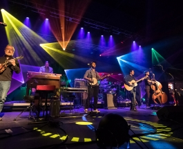Railroad Earth Heats Up Charlotte On A Cold, Wintry Night