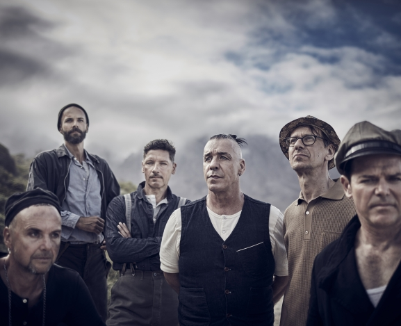 RAMMSTEIN Announces Explosive North American Stadium Tour