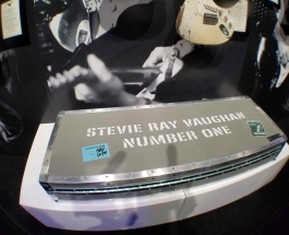 A day at NAMM: Guitars, pianos, keyboards… Oh my!