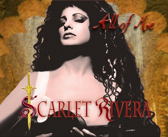 All of Me  releases Scarlet Rivera's voice in a powerful EP