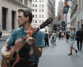 NY Music Series: Decoster is Walking in the Sun
