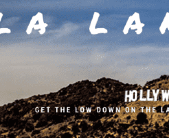 Column: LA/LA LAND – Intro