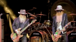 ZZ Top Brings Their 50th Anniversary Tour To The Queen City