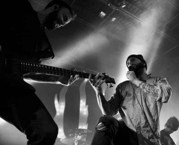 August Burns Red and Born of Osiris Bring The Phantom Anthem to Starland Ballroom
