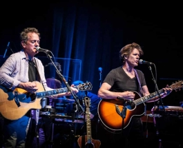 The Bacon Brothers Return to the Historic Kessler Theater