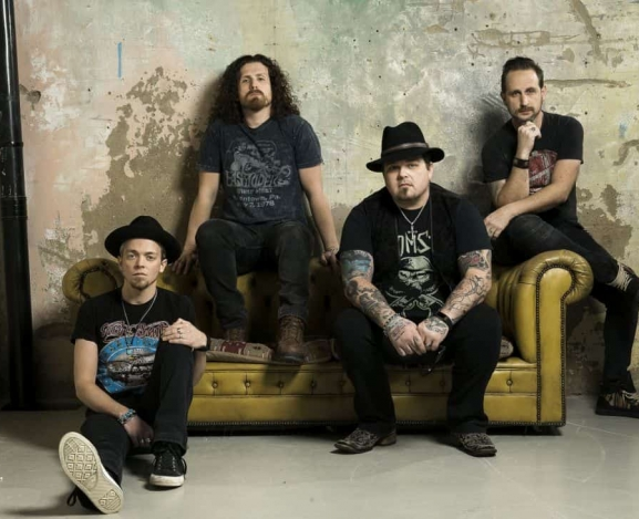 Black Stone Cherry Album Family Tree – Out Friday