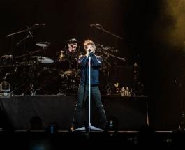 The Spectrum Center Hosts Bon Jovi's This House is Not For Sale Tour
