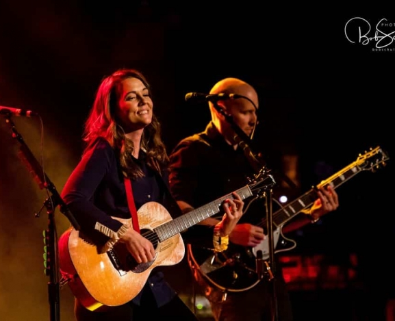 Brandi Carlile's evolution to forgiveness