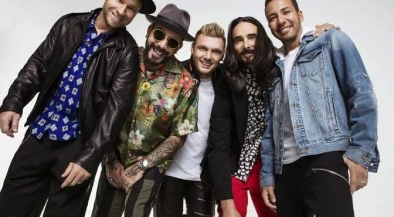 Preview: The Backstreet Boys to perform at the HEB Center