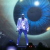 Chris Brown brings theatrics to Charlotte's Spectrum Center