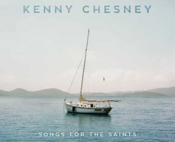 News: Kenny Chesney's Songs for the Saints