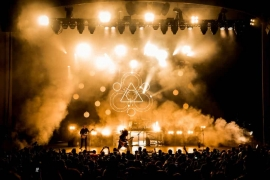 Coheed and Cambria & Taking Back Sunday Rock The Garden State