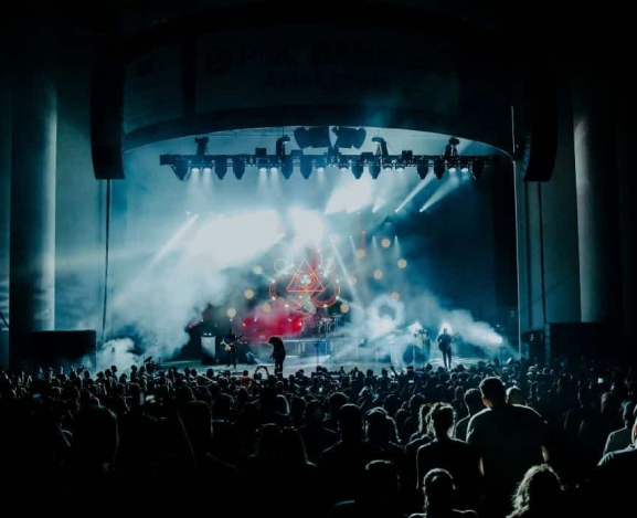 Coheed & Cambria Release Live Music Video And Announce 2019 U.S. Tour
