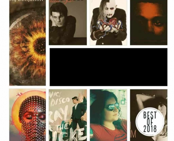 Staff Picks: Best Albums of 2018