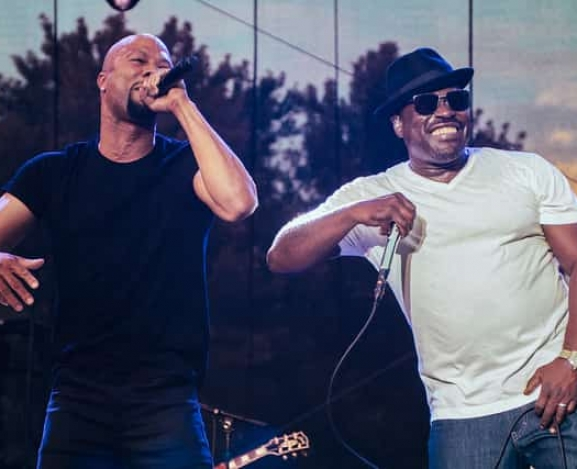 The one and only: Common's Aahh! Fest