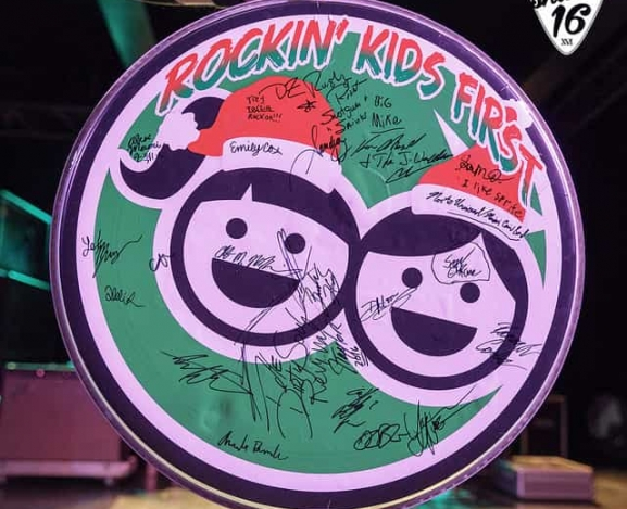 Rocking the Stockings: Amos' Southend 5th Annual Rockin' Kids First