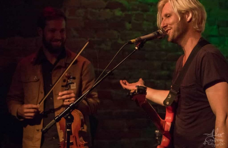 Cory Branan greets the Evening Muse with Adios