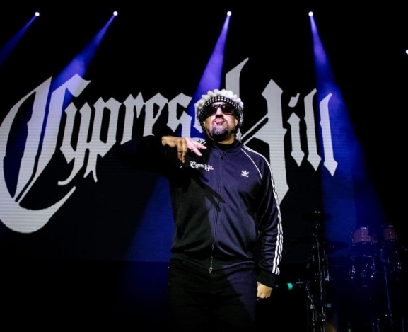 Legend Series: Cypress Hill Get West Coast High In New Jersey