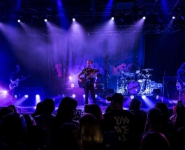 Dashboard Confessional brings Crooked Shadows to the Ritz Raleigh