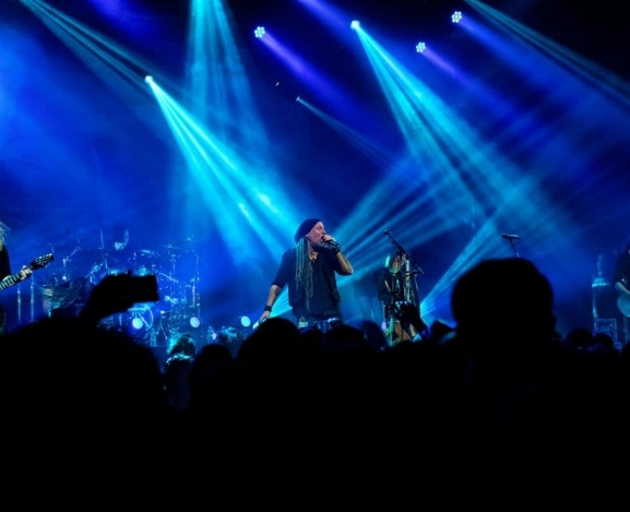 Eluveitie Are Folk-Metal Superstars at NYC Tour Stop