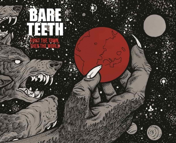 "NEWS: Bare Teeth drop acoustic video for ""Behind The Wall"""