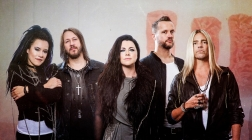 "Evanescence Return with ""Wasted On You"" Music Video"