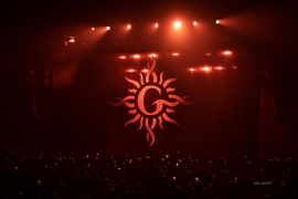 Opening Fall Concert Season with Godsmack / Shinedown – Greensboro