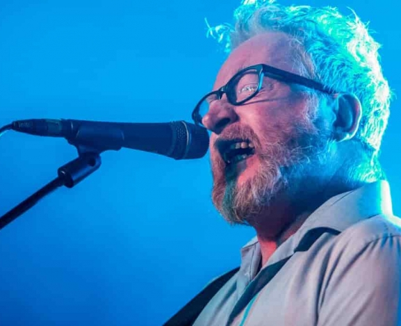 Flogging Molly kick of the month of the Irish in Cola