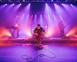 Future Islands North American Fall Tour Lands in Charlotte