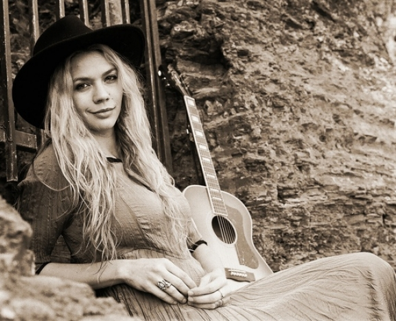 A conversation with Natalie Gelman: picked up a guitar at 16 and never looked back.