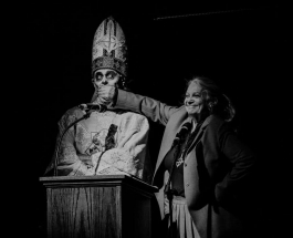 Ghost Hold A Revealing Sermon In New York City