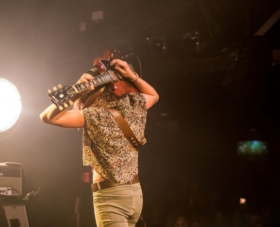 Greta Van Fleet Prove That Rock N' Roll Isn't Dead At Sold Out New Jersey Show