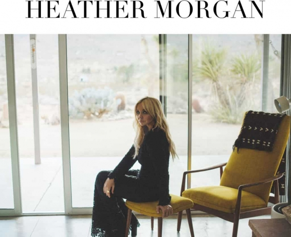 Album Review: Heather Morgan's Borrowed Heart steals yours