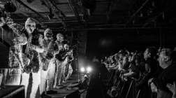 Do you smell that? Here Come The Mummies getting funky all up in Charlotte.