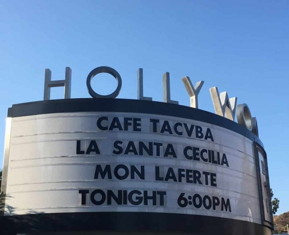 PST LA/LA concert at the Hollywood Bowl