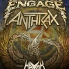 Tour Preview & Ticket Giveaway – Killswitch Engage and Anthrax return for KillThrax 2