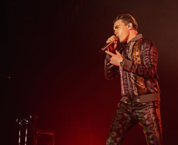 Jesse McCartney sells out The Ritz in Raleigh