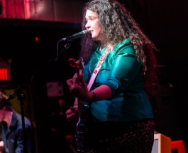 And The Bands Rock On: Rebekah Todd, Downtown Abby & Emily Musolino at Pour House Music Hall