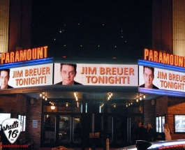 Jim Breuer Warms Them With Laughter at The Paramount NY