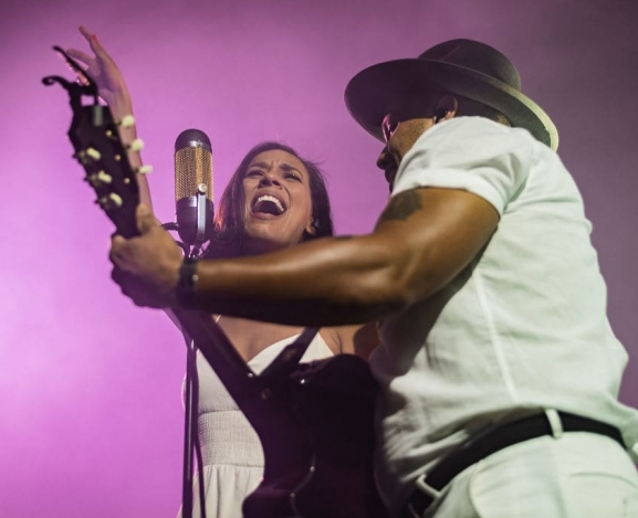 An Intimate Evening With Johnnyswim