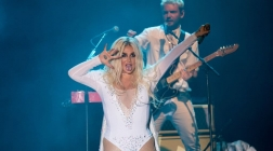 Kesha Has Bethlehem Pennsylvania Praying At MusikFest