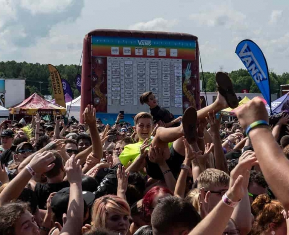 16 Bands you should have seen at the FINAL Warped Tour