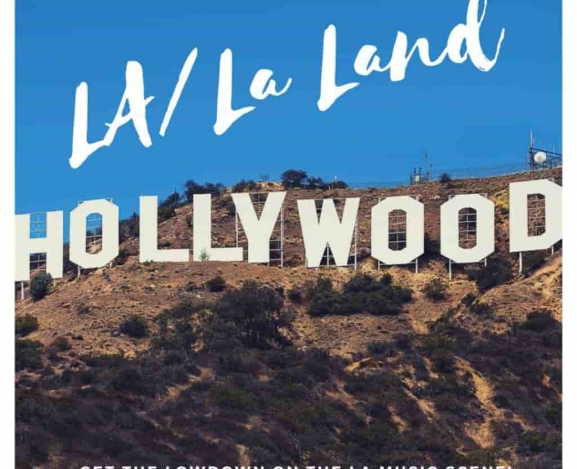 LA La Land: A private CD launch party in a renowned recording studio