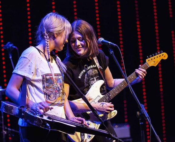 Larkin Poe with Moses Jones & The Dirty Southern Soul
